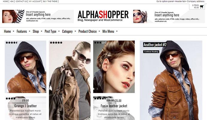 alphashopper