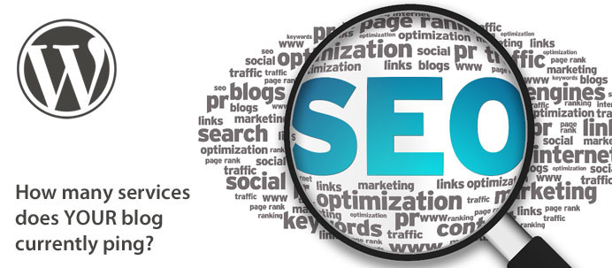 Wordpress Ping Services SEO